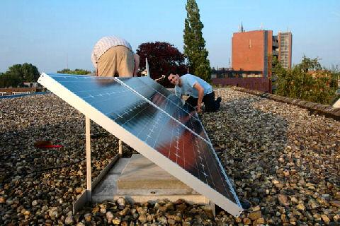 toekomstige zonnepaneel fabrieken
