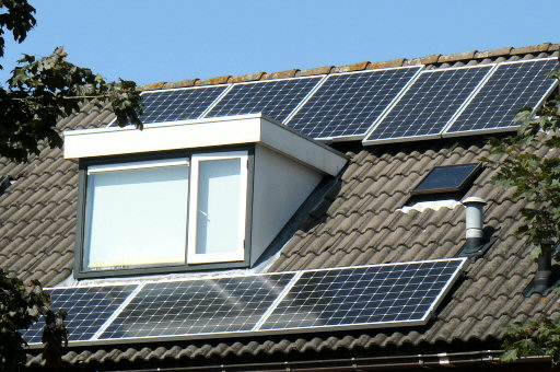 New solar energy producers in the netherlands present themselves - Van schaduw dak ...